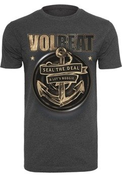 koszulka VOLBEAT - SEAL THE DEAL charcoal