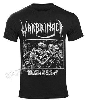 koszulka WARBRINGER - THE RIGHT TO REMAIN VIOLENT
