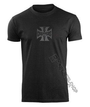 koszulka WEST COAST CHOPPERS - IRON CROSS