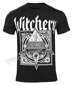 koszulka WITCHERY - IN HIS INFERNAL MAJESTY'S SERVICE
