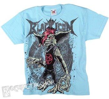 koszulka dziecięca BLACK ICON - GREMLIN jasnoniebieska