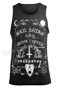koszulka na ramiączkach  BLACK CRAFT - HAIL SATAN