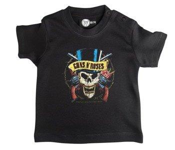 koszulka niemowlęca GUNS N' ROSES - TOPHAT