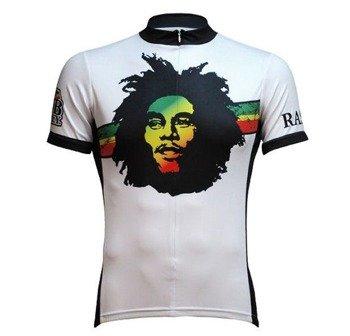 koszulka rowerowa BOB MARLEY - RASTA (PRIMAL WEAR )