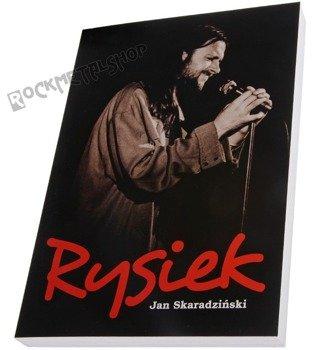 książka RYSIEK autor: Jan Skaradziński