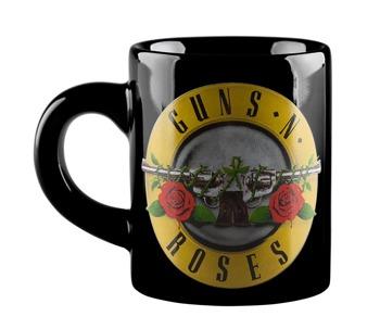 kubek GUNS N' ROSES - BULLET mini espresso 100 ml