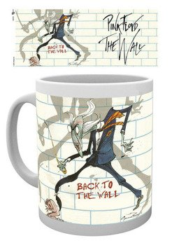 kubek PINK FLOYD - BACK TO THE WALL
