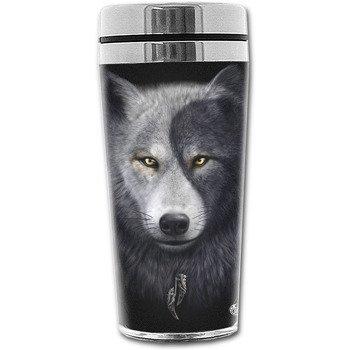 kubek podróżny WOLF CHI