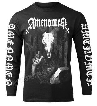 longsleeve AMENOMEN - DEVIL'S BIBLE (OMEN033LO)