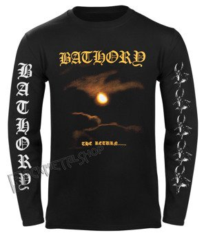 longsleeve BATHORY - THE RETURN