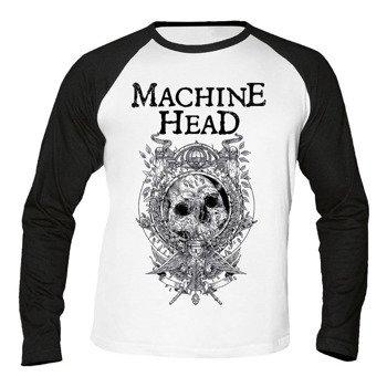 longsleeve MACHINE HEAD - CLOCK