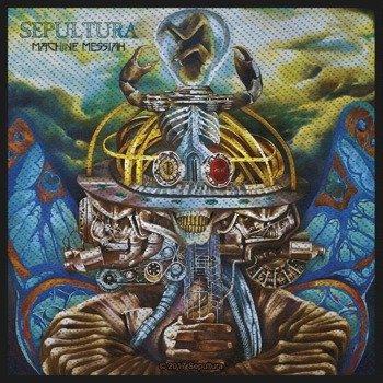 naszywka SEPULTURA - MACHINE MESSIAH