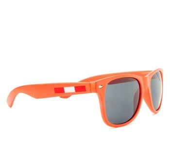okulary SMITHS - ORANGE
