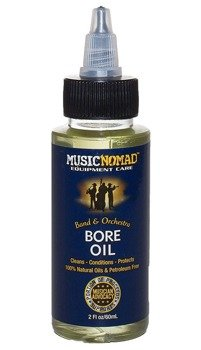 oliwka do instrumentów drewnianych MUSIC NOMAD BORE OIL CLEANER & CONDITIONER MN702