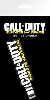 otwieracz do butelek CALL OF DUTY INFINITE WARFARE - LOGO