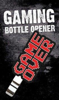 otwieracz do butelek GAMING - GAME OVER