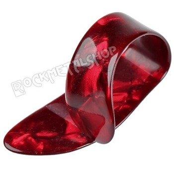 pazurek na kciuk duży BOSTON TORTOISE / RED