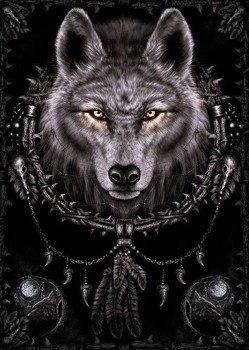 plakat SPIRAL - WOLF DREAMS