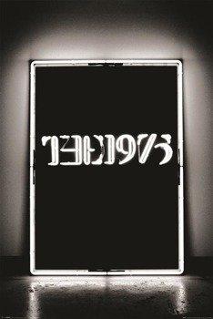 plakat THE 1975 - ALBUM COVER