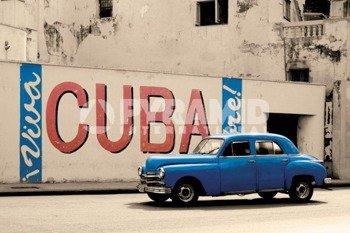 plakat VIVA CUBA