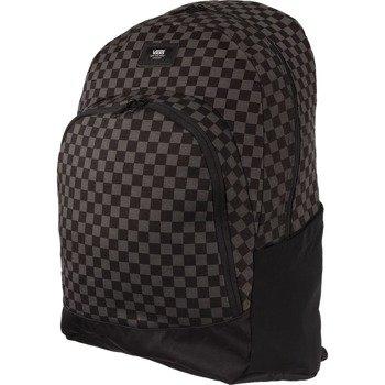 plecak VANS - VAN DOREN ORIGINAL BACKPACK BLACK-CHARCOAL