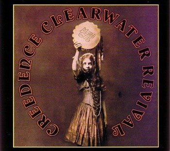 płyta CD: CREEDENCE CLEARWATER REVIVAL - MARDI GRAS (remastered)