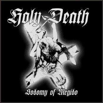 płyta CD: HOLY DEATH - SODOMY OF MEGIDO (FA666 004)