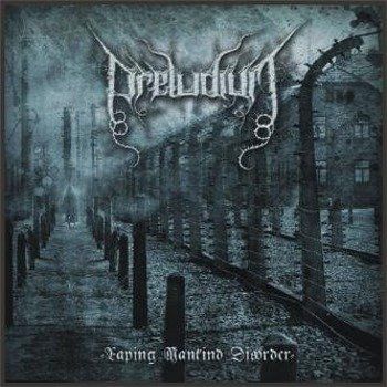 płyta CD: PRELUDIUM - RAPING MANKIND DISORDER