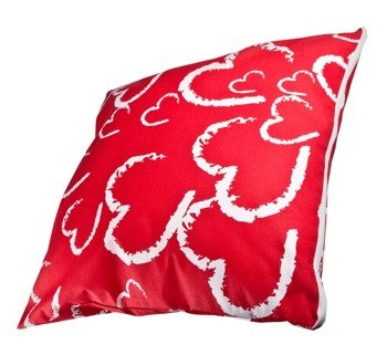 poduszka LOVE RED