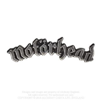 przypinka MOTORHEAD - LOGO