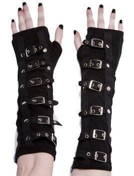 rękawiczki POIZEN INDUSTRIES - BUCKLE ARMWARMERS