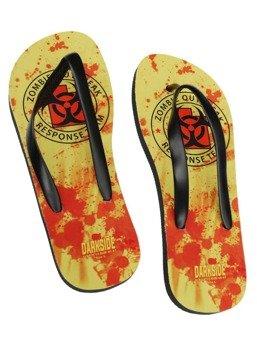 sandały/japonki DARKSIDE - ZOMBIE RESPONSE