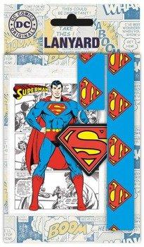smycz zawieszka DC COMICS - SUPERMAN