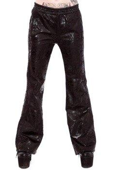 spodnie dresowe KILL STAR - SIT AND SPIN, dzwony