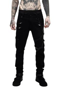spodnie męskie KILL STAR - DEATH WISH