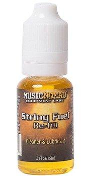 środek do czyszczenia strun MUSIC NOMAD STRING FUEL REFIL MN120