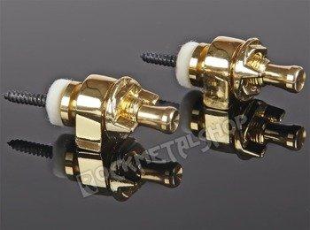 straplock / zaczep do paska HENNESSEY NSL8200G GOLD (komplet 2szt.)