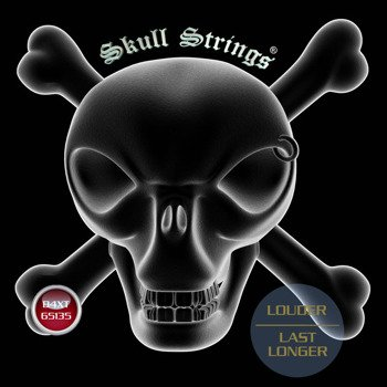 struny do gitary basowej Skull Strings BASS Line B4 /045-110/