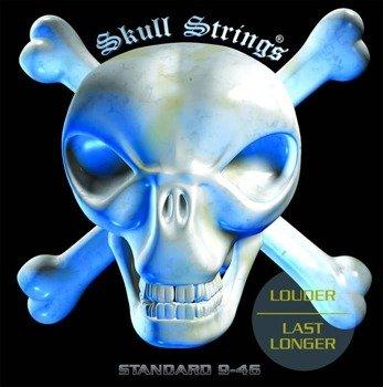 struny do gitary elektrycznej Skull Strings STANDARD Line STD /009-046/