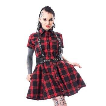 sukienka HEARTLESS - LOVISA