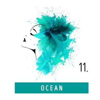 toner do włosów FUNKY COLOR - OCEAN [11]