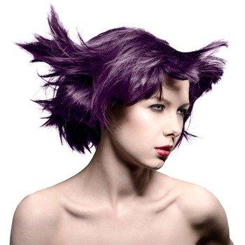 toner do włosów MANIC PANIC AMPLIFIED - DEEP PURPLE DREAM 118ml  5-6 tygodni na włosach