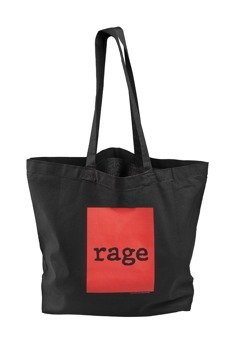 torba bawełniana RAGE AGAINST THE MACHINE - RED SQUARE