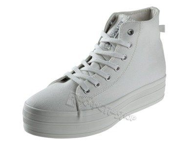 trampki ALTERCORE białe (451 WHITE HF01-HIGH)