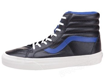 trampki VANS - SK8-Hi REISSUE BLACK/TRUE BLUE
