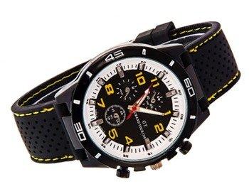 zegarek ARNY GT YELLOW