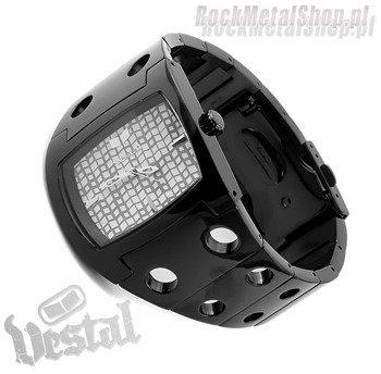 zegarek DESTROYER - Black/White Vestal Print, firma VESTAL