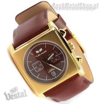 zegarek RANGER - Brown Gold/Brown, firma VESTAL