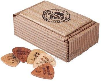 zestaw drewnianych kostek do gitary WOODNOTE (5 szt)
