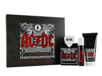 zestaw kosmetyków AC/DC - BLACK ICE, męski
